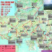 UTMT环大帽山越野跑路线图